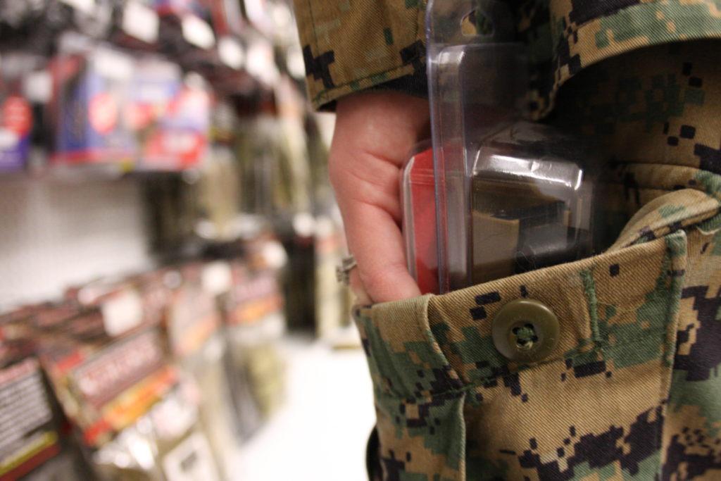 Retail Theft: Shoplifting