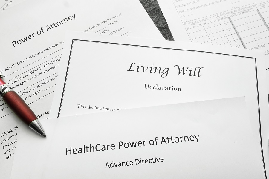 Power of Attorney and Living Wills – Law Office of Vincent J