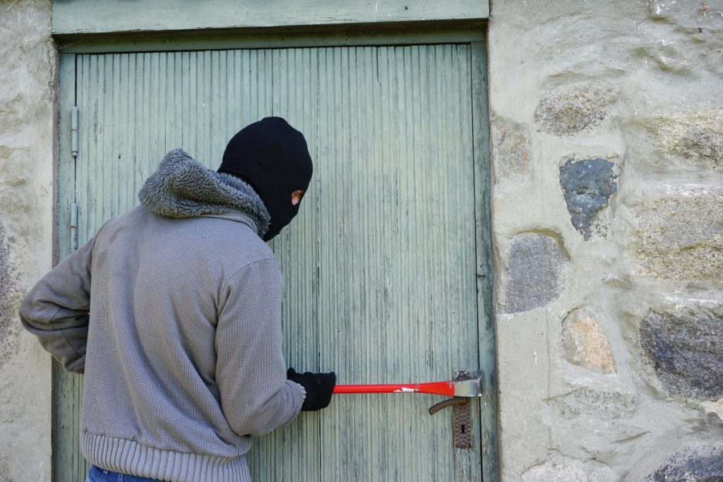 Burglary and the Defenses Against It